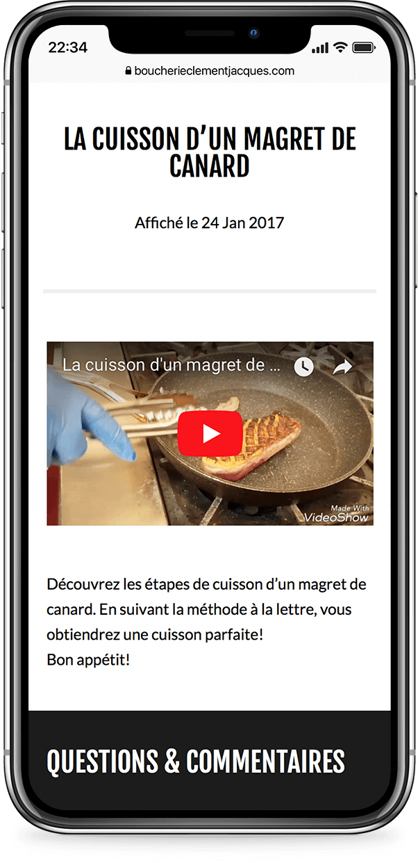 Exemple mobile de boucherie-clement-jacques